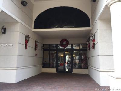 Coral Gables Commercial For Sale: 1600 Ponce De Leon Blvd #901