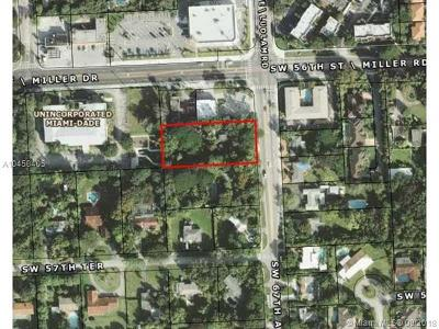 South Miami Single Family Home For Sale: 5620 SW 67th Ave