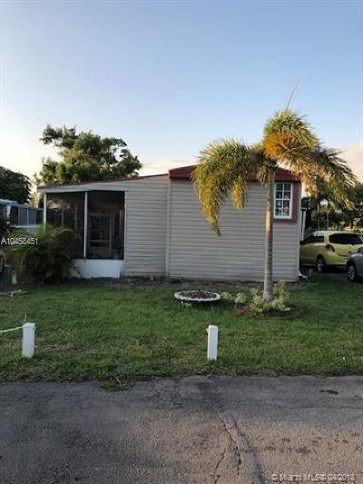 Miramar Single Family Home For Sale: 11201 SW 55th St # N-15