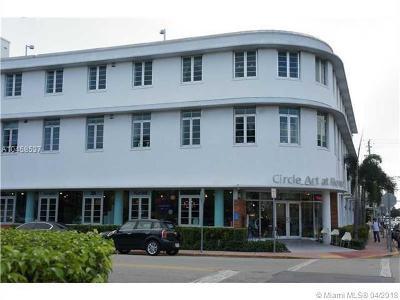 Miami Beach Condo For Sale: 1560 Lenox Ave #202
