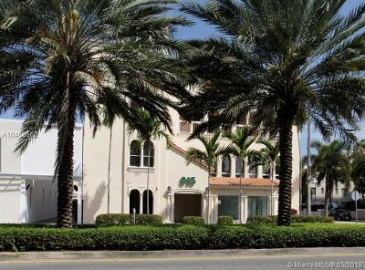 Coral Gables Commercial For Sale: 815 Ponce De Leon Blvd #200