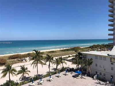 Surfside Condo For Sale: 9273 Collins #503