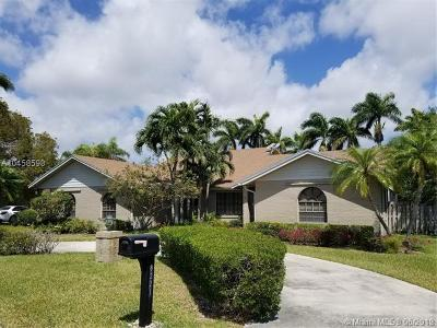 Palmetto Bay Single Family Home For Sale: 8221 SW 183rd St