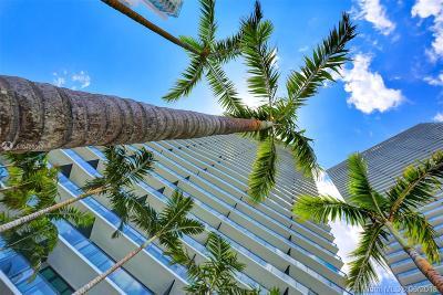 Miami-Dade County Condo For Sale: 480 NE 31 #5001
