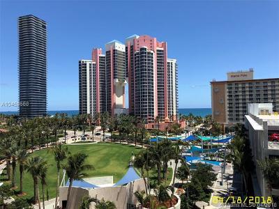 Miami-Dade County Condo For Sale: 19370 Collins Ave #701
