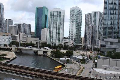 Miami-Dade County Condo For Sale: 690 SW 1st Ct #1204
