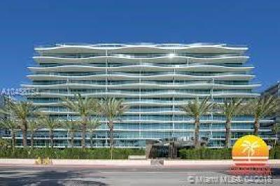 Surfside Condo For Sale: 9349 Collins Ave #1004