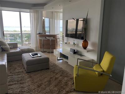 Miami Beach Condo For Sale: 4779 Collins Ave #2306