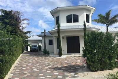 Boca Raton Single Family Home For Sale: 1500 NE 4th Ct