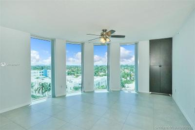 The Waverly At Surfside, The Waverly At Surfside B, The Waverly Condo Active With Contract: 9201 Collins Ave #822
