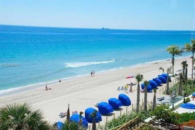 Fort Lauderdale Condo For Sale: 3600 E Galt Ocean Dr #7D
