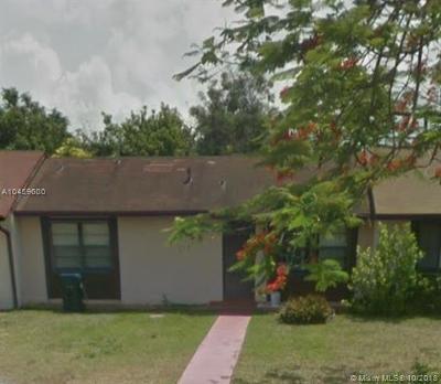 Miami Condo Backup Contract-Call LA: 4869 SW 135th Ct