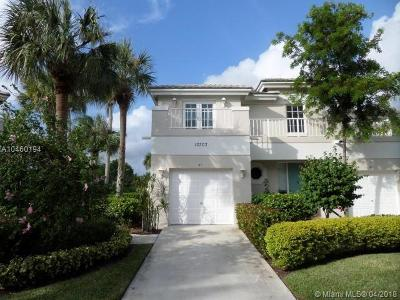 Lake Worth Condo For Sale: 10303 N Andover Coach Ln #A1