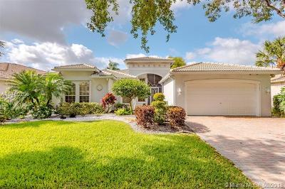 Delray Beach Single Family Home For Sale: 7101 N Francisco Bend Dr