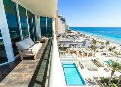 Fort Lauderdale Condo For Sale: 101 S Fort Lauderdale Beach Blvd #1501