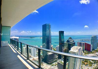 Condo For Sale: 1300 S Miami Ave #PH5206