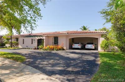Single Family Home For Sale: 8640 SW 87th Ter