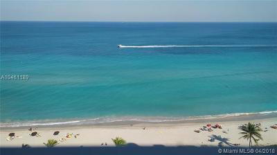 Hallandale Condo For Sale: 1904 S Ocean Dr #1804