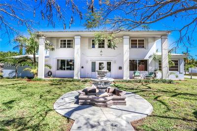 Hollywood Single Family Home For Sale: 901 Hollywood Blvd