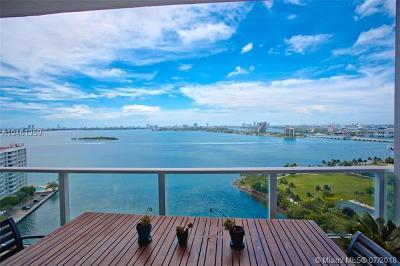 Miami Condo For Sale: 2020 N Bayshore Dr #1907