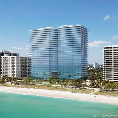 Miami-Dade County Condo For Sale: 10203 Collins Ave #PH01N -