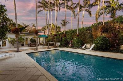 Miami Shores Single Family Home For Sale: 1070 NE 96th St