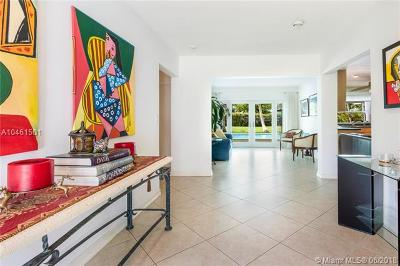 Coral Gables Single Family Home For Sale: 6620 SW 144th St