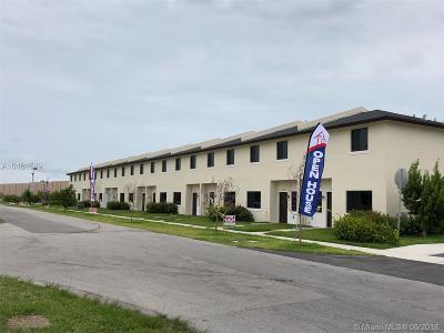 Homestead Condo For Sale: 12370 SW 256th St
