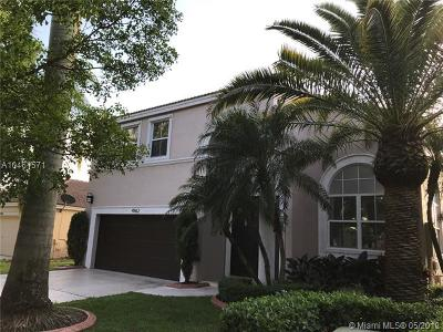 Miramar Single Family Home For Sale: 4962 SW 166th Ave