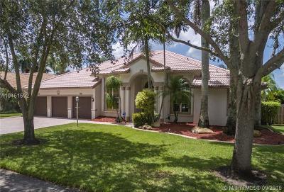 Davie Single Family Home For Sale: 6323 Champlain Ter