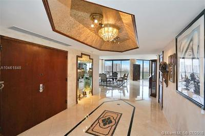 Aventura Condo For Sale: 2000 Island Blvd #1509