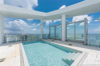 Coconut Grove, Coral Gables, Key Biscayne, Miami, Pinecrest Condo For Sale: 2900 NE 7 Ave #PH5101