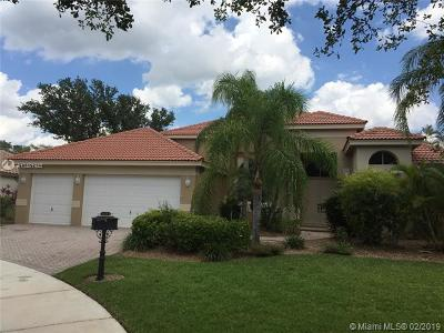 Weston Single Family Home For Sale: 3273 Muirfield