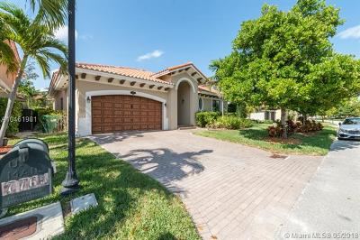 Cutler Bay Single Family Home For Sale: 7765 SW 193rd Ln