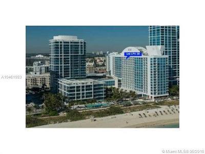 Miami Beach Condo For Sale: 6801 Collins Ave #LPH08