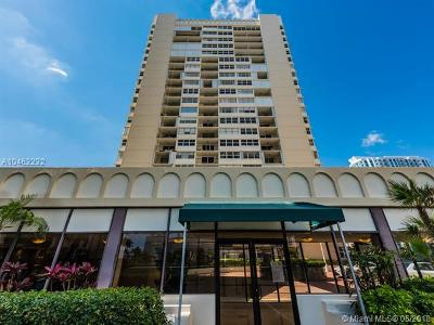 Hallandale Condo For Sale: 1904 S Ocean Dr #908