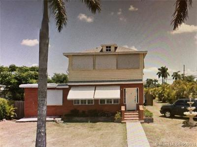 Florida City Single Family Home For Sale: 245 SW 5th Ave