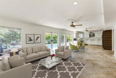 Key Biscayne Single Family Home For Sale: 200 W Mashta Dr