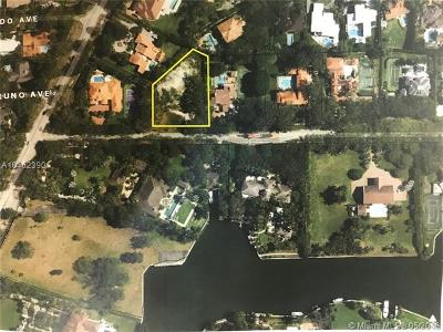 Coral Gables Residential Lots & Land For Sale: 655 Casuarina