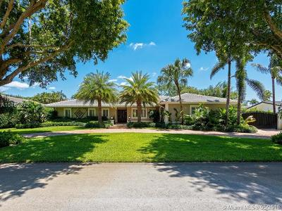 Pinecrest Single Family Home For Sale: 13353 SW 58th Ave