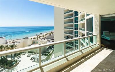 fort lauderdale Condo For Sale: 101 S Fort Lauderdale Beach Blvd #1404