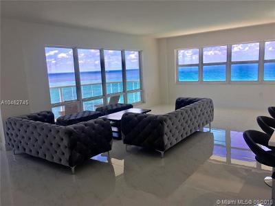 fort lauderdale Condo For Sale: 3400 Galt Ocean Dr #PH1S