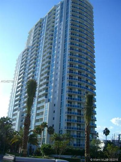 Hallandale Condo For Sale: 1945 S Ocean Dr #1201
