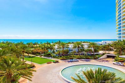 Miami Beach Condo For Sale: 50 S Pointe Dr #804