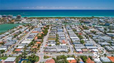 Miami Beach Multi Family Home For Sale: 835 83rd St