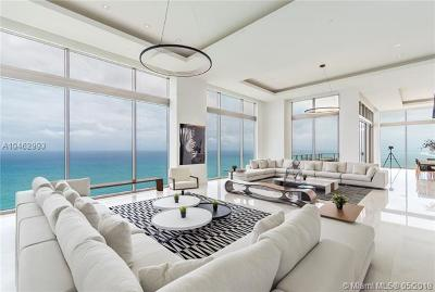 Miami-Dade County Condo For Sale: 17749 Collins Ave #PH43