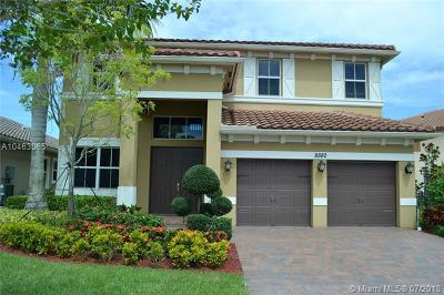 Parkland Single Family Home For Sale: 8580 Waterside Ct