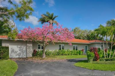 Miami Shores Single Family Home For Sale: 1431 NE 101st St
