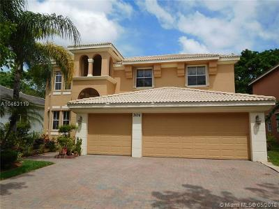Wellington Single Family Home For Sale: 3106 Hartridge Ter