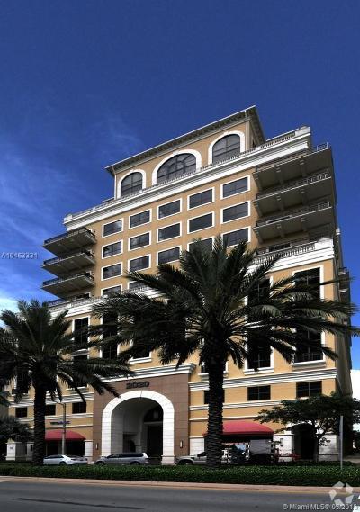 Coral Gables Commercial For Sale: 2020 Ponce De Leon Blvd #908